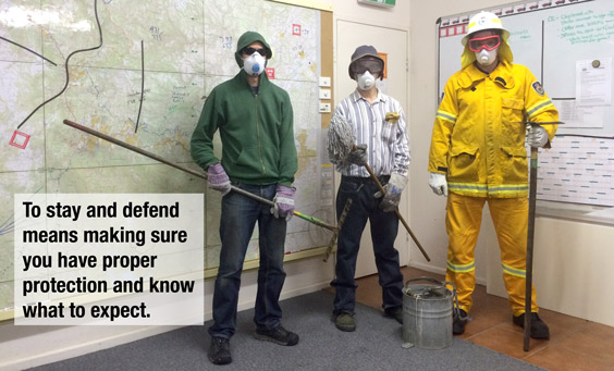 Dressing for success (and safety)